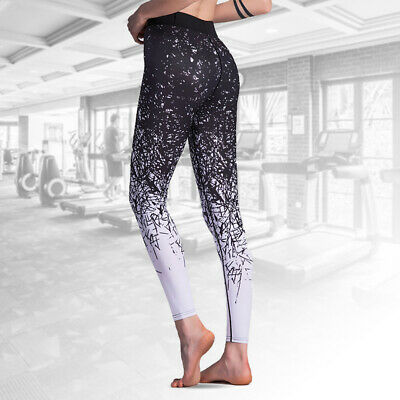 AU17.99 • Buy Womens Yoga Pants Leggings Push Up Fitness Gym Sports Scrunch Stretch Trousers