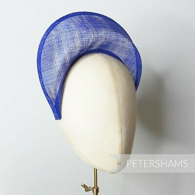 £9 • Buy Halo Crown Sinamay Fascinator Hat Base For Fascinators, Hat Making And Millinery