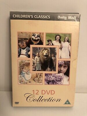 Daily Mail Children's Classics 11 DVD Collection • 7.99£