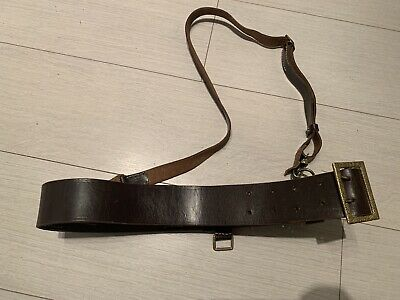 "Ww2 German ""Lookalike"" Officers Belt • 95£"
