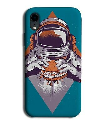 £9.99 • Buy Astronaught Space Burger Phone Cover Case Funny Burgers Hamburger Suit J077