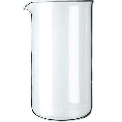 Bodum Spare Coffee Press Replacement Beaker, Glass - 1.0 Litres - 8 Cup Capacity • 15.17£