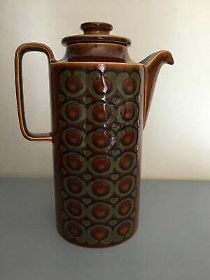 Lovely Vintage 70s Hornsea Bronte England Coffee Pot.  • 15£