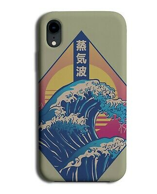 Japanese Ocean Waves Phone Case Cover Surfing Japan The Great Wave Sea J658 • 9.99£
