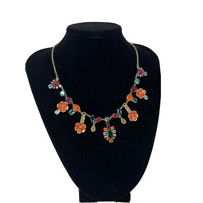 $ CDN111.65 • Buy Kate Spade New York Necklace NWT $148 Floral Multicolor Womens Jewelry