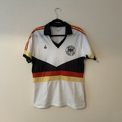 Germany Fan Football Shirt 1990s Jogger Adidas • 20£