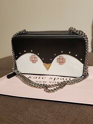 $ CDN200 • Buy 100% Authentic Kate Spade Crossbody Purse New Leather Clutch Shoulder Bag