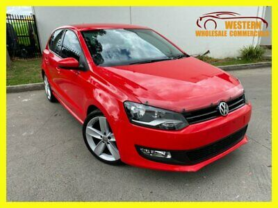 AU10990 • Buy 2013 Volkswagen Polo 6R 77TSI Comfortline Hatchback 5dr Man 6sp 1.2T [MY13.5] M