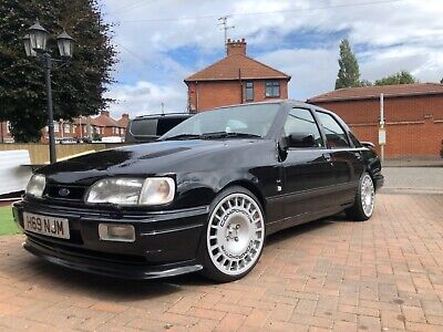 Ford Sierra RS Cosworth 4x4 In Black May Px/swap...   • 25,500£