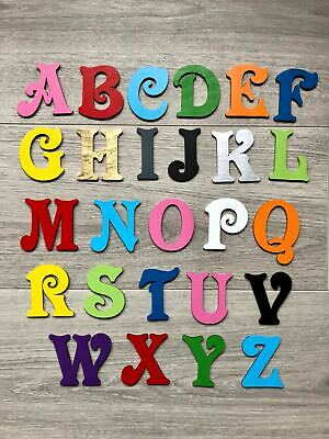 £1.50 • Buy Personalised Wooden Name Plaques Words/Letters Wall/Door Art/craft/Sign