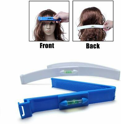 £5.99 • Buy DIY Professional Bangs Hair Trim Cutting Clip Comb Hairstyle Typing Tool Fashion