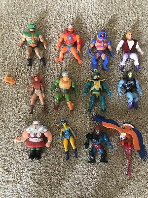 $7.99 • Buy Vintage MOTU Masters Of The Universe-Lot Of Action Figures