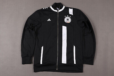 Adidas Germany Football Track Top 2012 Black White Size M  • 29.99£