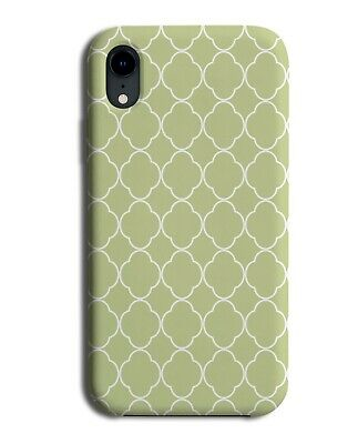 Jungle Green Mosaic Print Pattern Phone Case Cover Morocco Tiles F213  • 9.99£