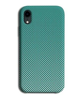 $ CDN17.17 • Buy Turquoise Green Faded Design Phone Case Cover Dart Polka Dot Shaded Shades F234