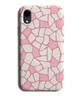 Pink And White Tile Pattern Phone Case Cover Tiles Coloured Girls Jumble F660 • 9.99£