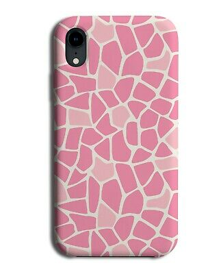 Pink Stained Glass Mosaic Print Phone Case Cover Shades Colours Tiles Til F663 • 9.99£