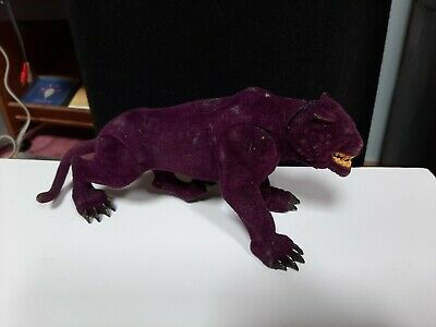 $13.45 • Buy 2001 Mattel Masters Of The Universe Motu Panthor Cat 9  Purple