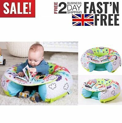 £19.41 • Buy Sit Me Up Inflatable Ring Baby Play Chair Tray Playnest Activity Seat