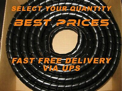 £22 • Buy Hydraulic Hose Spiral Wrap Guard Protection JCB Forestry Tractor Digger Breaker!