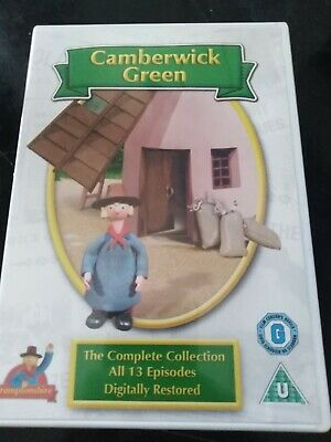 £4.99 • Buy Camberwick Green - The Complete Collection (DVD, 2007)