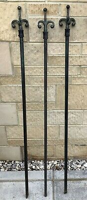 £28.99 • Buy Decorative Garden Finials Ground Spikes Fence Stakes ( Pick Up Only )