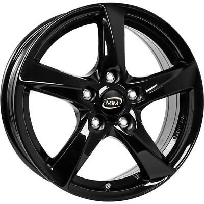 AU374.90 • Buy ALLOY WHEEL MIM OLYMPIQUE SUZUKI GRAND VITARA II 7x17 5x114,3 GLOSSY BLACK 51e