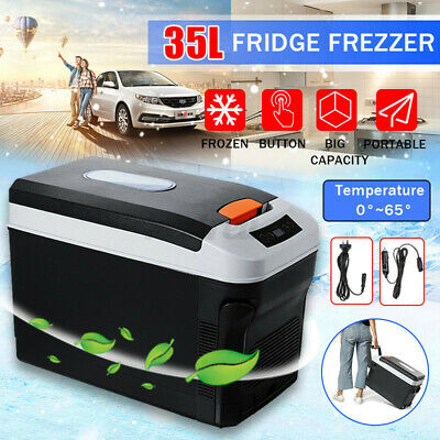 AU185.21 • Buy 0-65° 35L Portable Freezer Fridge Car Boat Caravan Home Cooler Refrigerator