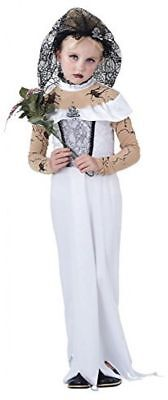 Zombie Bride - Kids Girls Costume - Size 5-7 Years • 9.99£