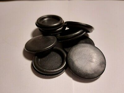 HIGH QUALITY Blanking Grommets Rubber Closed (EACH)Blind Plug Bung 8.5-58mm • 0.99£