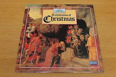 A Celebration Of Christmas (The Great Composers) - Vinyl LP - Decca 410 238-1 • 5.95£