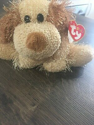 Ty Beanie Baby Punkies Shreds The Dog With Tag  • 1.60£