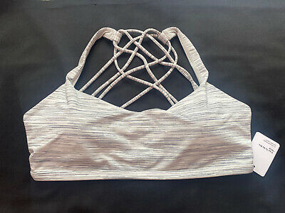 $ CDN54.59 • Buy NWT Lululemon Free To Be Wild Bra - DSAC SZ 12