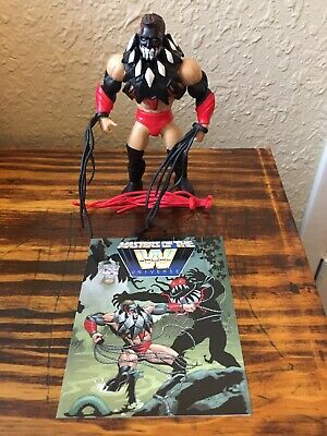 $16 • Buy Masters Of The WWE Universe Finn Balor Action Figure Mattel Loose Complete