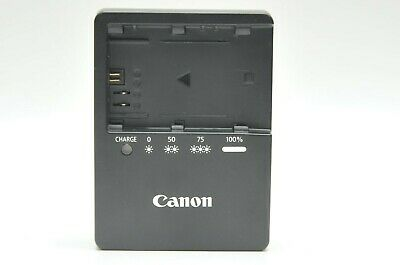 £21.23 • Buy Genuine Canon OEM LC-E6 Battery Charger For EOS 5D, Mark II, 7D