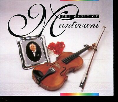 Readers Digest / Mantovani - The Magic Of Mantovani - 5xCD  • 4£
