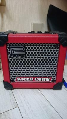AU236.26 • Buy Roland MICRO CUBE Guitar Amp FMJ Free Shipping Arrive Quickly