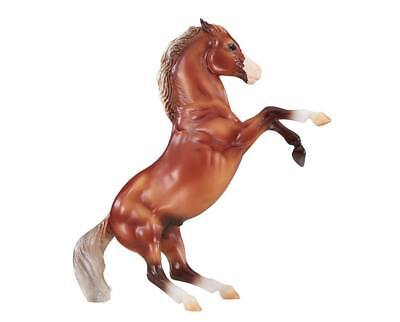 £24.99 • Buy NEW! Breyer Classic Freedom Model Horse Collection Silver Bay Mustang