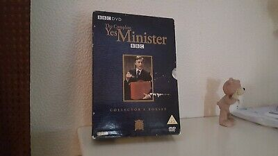 Yes Minister - Series1-3 - Complete (DVD, 2004) • 4.15£
