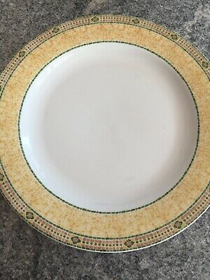 Pair WEDGWOOD HOME FLORENCE Very Large PLATE 34cm • 12£