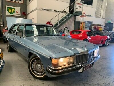 AU36000 • Buy 1983 Wb Statesman Deville 1 Owner With Books Only 100,000km!!