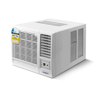 AU565.95 • Buy Devanti Window Air Conditioner Portable 2.7kW Wall Cooler Fan Cooling Only