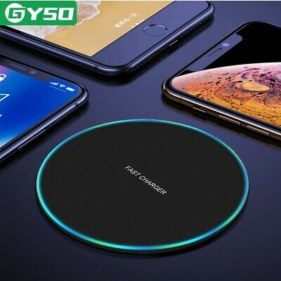 AU18.30 • Buy GYSO 20W Ultra Fast Wireless Charger For Samsung And IPhone