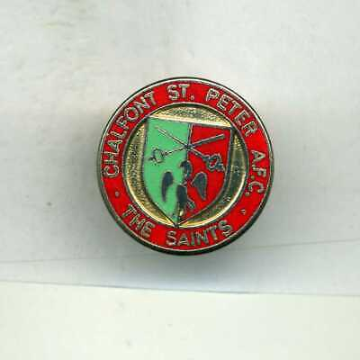 Chalfont St Peter  Afc   Non League Football Pin Badge • 1.70£