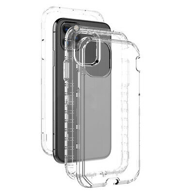 AU10.50 • Buy 3 In 1 Protective Case Hard PC Case + TPU Bumper Cover For IPhone 12 6.7 Inches