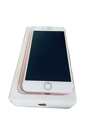 AU299 • Buy As New Apple IPhone 7 Plus - 32GB - Rose Gold (Unlocked)