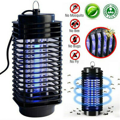 £15.99 • Buy Electric UV Light Mosquito Killer Fly Killer Zapper Indoor And Outdoor Insect