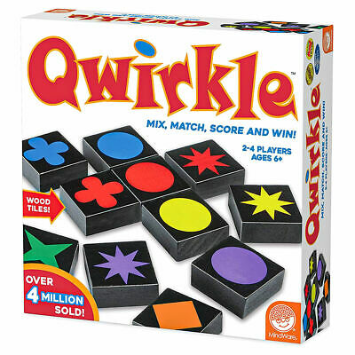 $ CDN35.93 • Buy Qwirkle - Mix, Match, Score And Win In The Dominoes Tile Game Qwirkle!