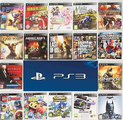 £4.99 • Buy Sony PlayStation 3 PS3 Games - Pick Up Your Game Multi Buy Discount