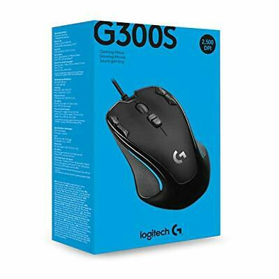 AU38.69 • Buy  Logitech G300S Optical Gaming Mouse (Free Postage)